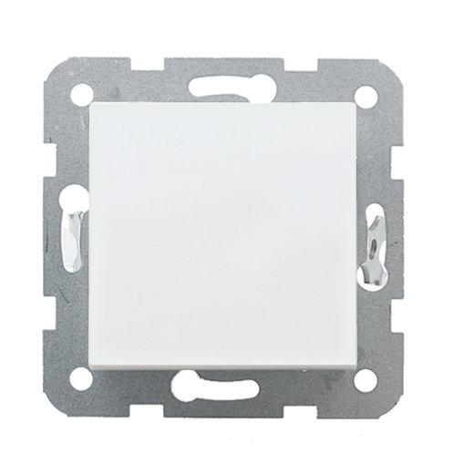 Panasonic Vakfedél, keret nélkül, fehér