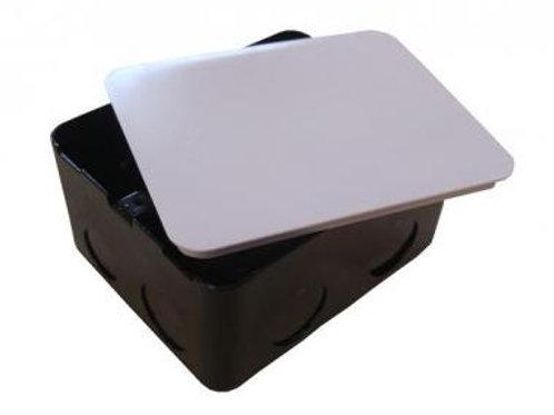 Pop-up padlódoboz felnyíló, süllyesztő fém 4 modul (054011/16/21/26/31)