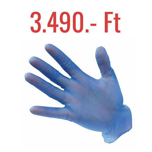 A905 - Egyszerhasználatos Vinyl kesztyű