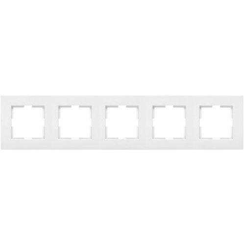 Panasonic Sorolókeret (5-ös) vízszintes, fehér