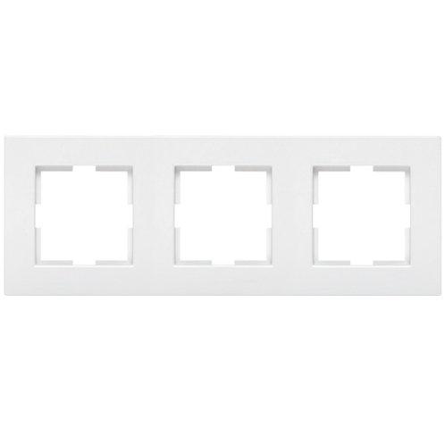 Panasonic Sorolókeret (3-as) vízszintes, fehér