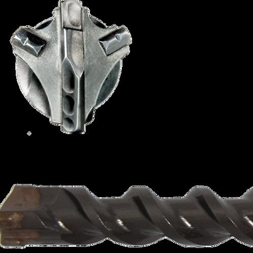 ABRABORO® SDS Plus betonfúrók Y vágóéllel