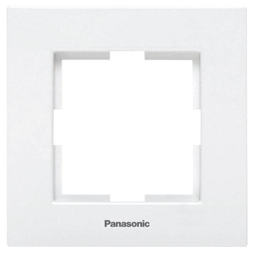 Panasonic Sorolókeret (1-es) fehér, Panasonic feliratos