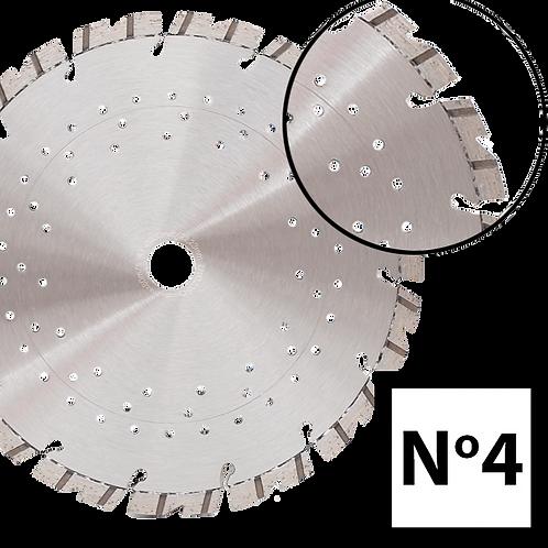 ABRABORO® gyémánttárcsa No.4
