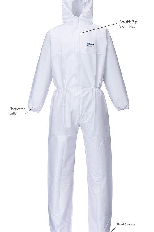 ST41 - BizTex® Microporous overál cipővédővel, Type 6/5