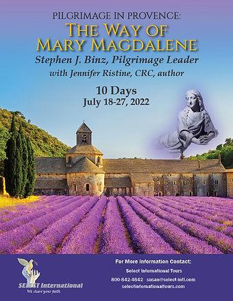Stephen-Binz-Mary-Magdalen-France-pilgri