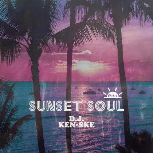 DJ KEN-SKE / SUNSET SOUL