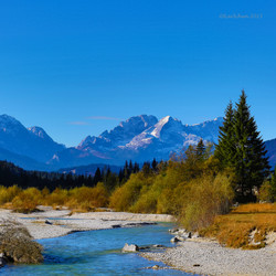 traumhafte Bergwelt