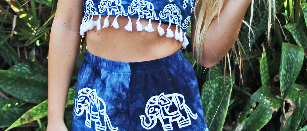 THE ELEPHANT TWO-PIECE