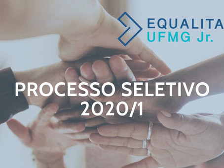 Processo Seletivo 2020/1 - Equalitas UFMG Jr.