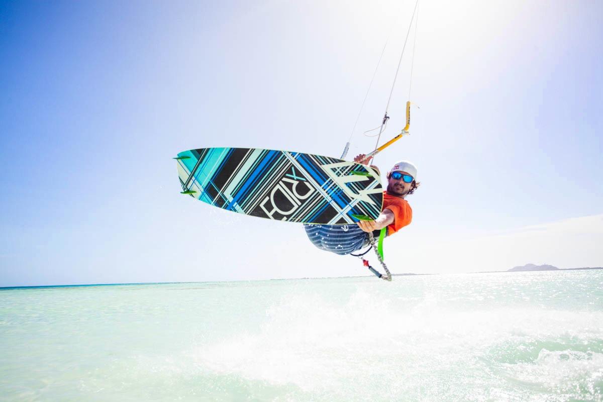 Full Day Kiteboarding Lesson