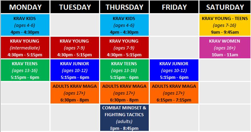 2021 Krav schedule.png