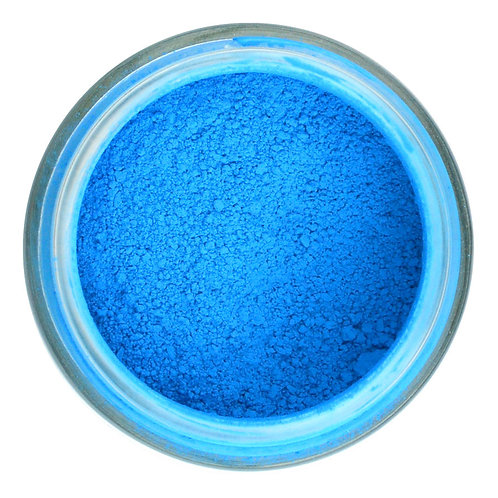 Fluoro Blue Dry Ground Pigment 120mL