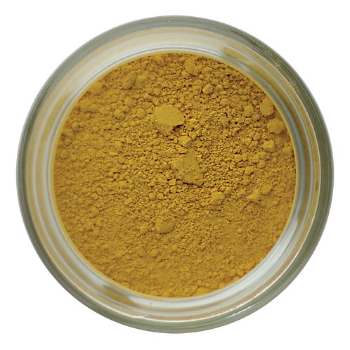 Yellow Ochre Dry Ground Pigment 120mL