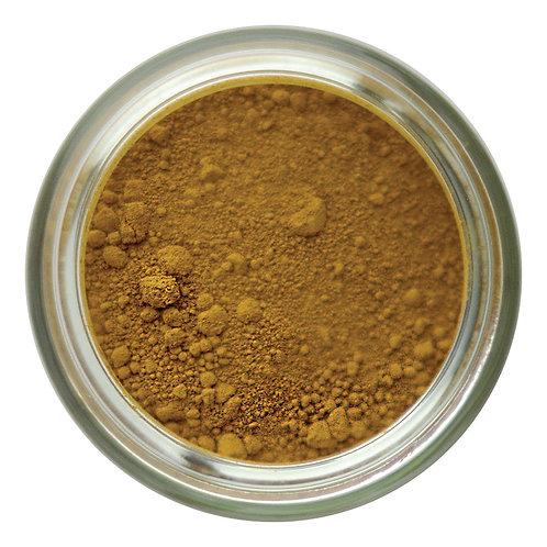 Raw Sienna Dry Ground Pigment 120mL