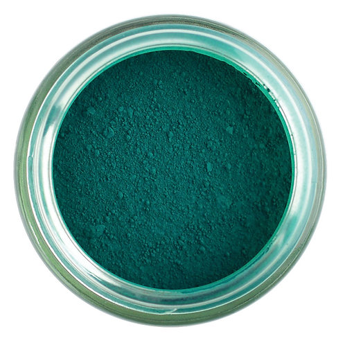 Phthalo Green Dry Ground Pigment 120mL
