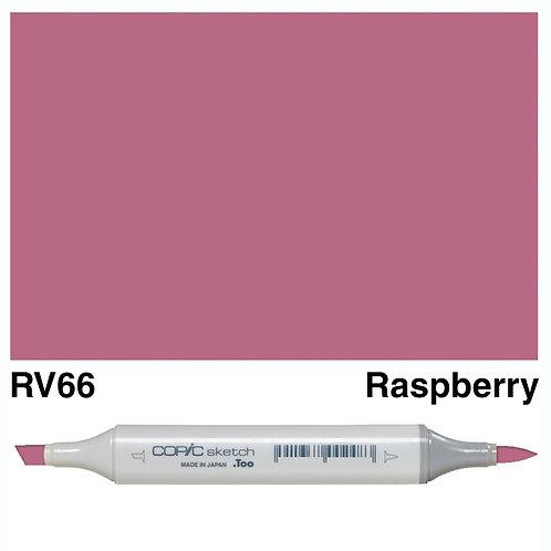 Copic Sketch Marker - RV66 Raspberry