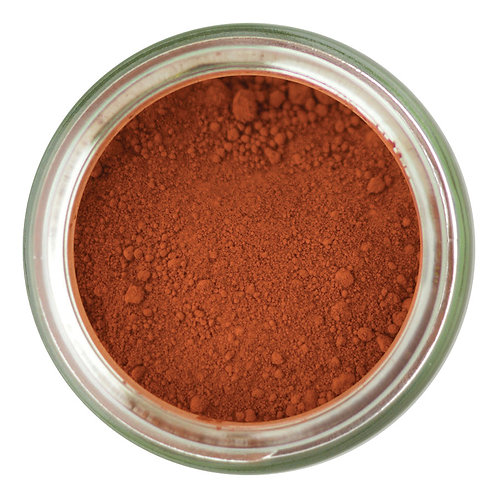 Burnt Sienna Dry Ground Pigment 120mL