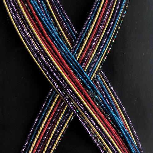 JudiKins Paper Cords - Mardi Gras