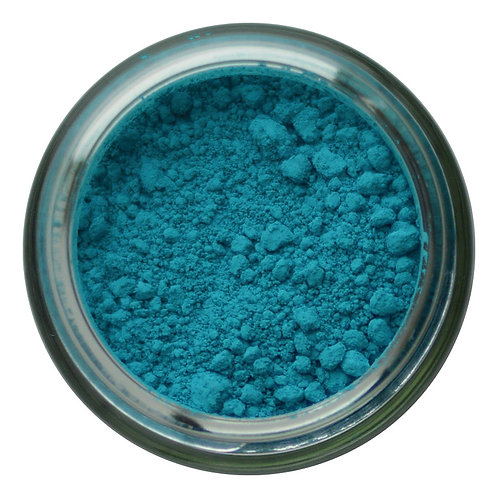 Cobalt Teal Dry Ground Pigment 120mL