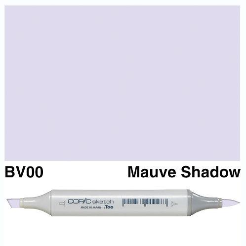 Copic Sketch Marker - BV00 Mauve Shadow
