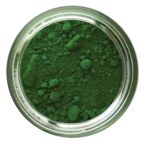 Chromium Oxide Green Dry Ground Pigment 120mL