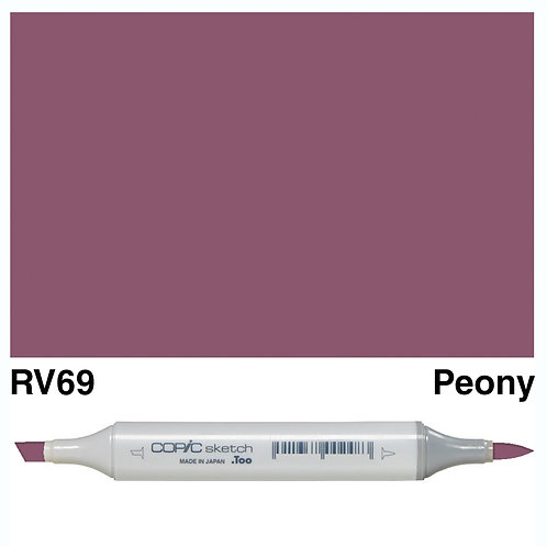 Copic Sketch Marker - RV69 Peony