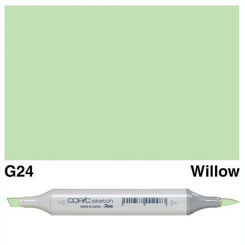 Copic Sketch Marker - G24 Willow