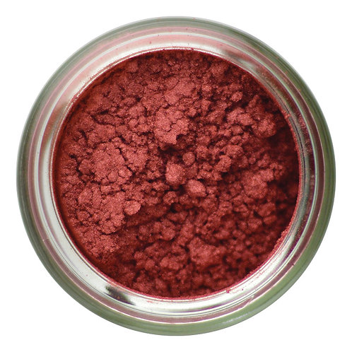 Iridescent Red Copper Dry Ground Pigment 120mL