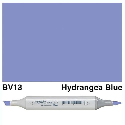 Copic Sketch Marker - BV13 Hydrangea Blue