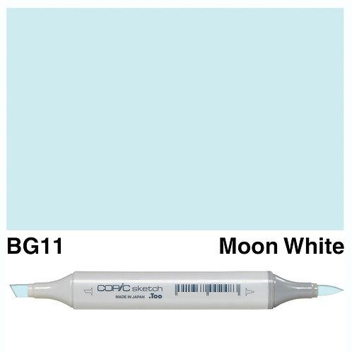 Copic Sketch Marker - BG11 Moon White