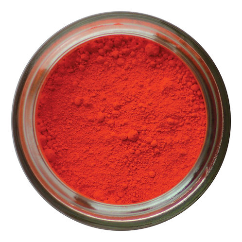 Cadmium Orange Dry Ground Pigment 120mL