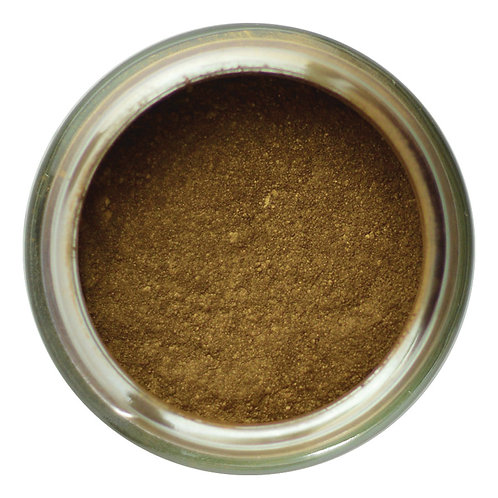 Pale Gold Dry Ground Pigment 120mL