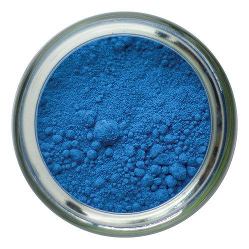 Cerulean Blue Dry Ground Pigment 120mL
