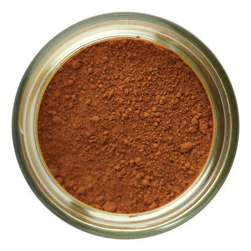 Orange Ochre Dry Ground Pigment 120mL
