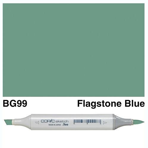 Copic Sketch Marker - BG99 Flagstone Green