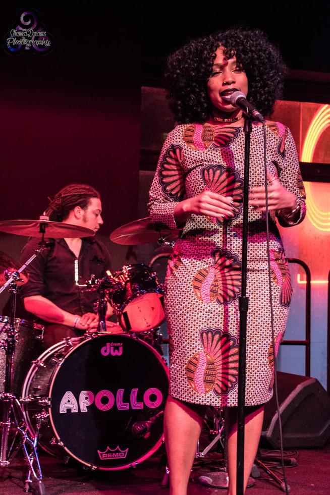 Sankofa: Night at the Apollo made me think of Mandela
