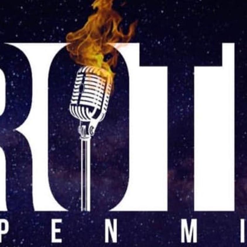 Word Vomit Poets Present: EROTIX Open Mic