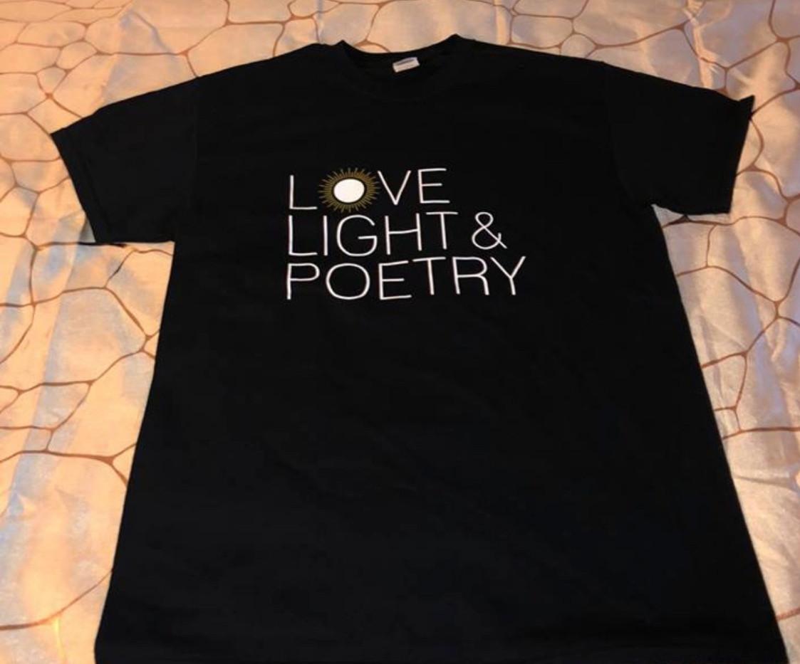 Black LLP Shirt
