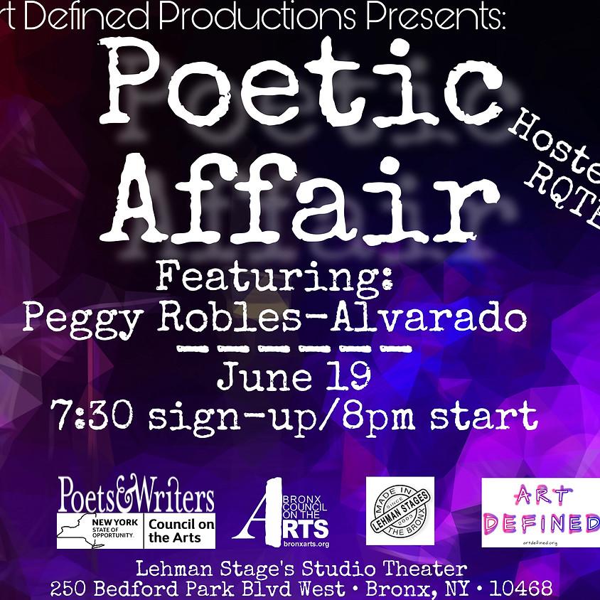Poetic Affair Open Mic
