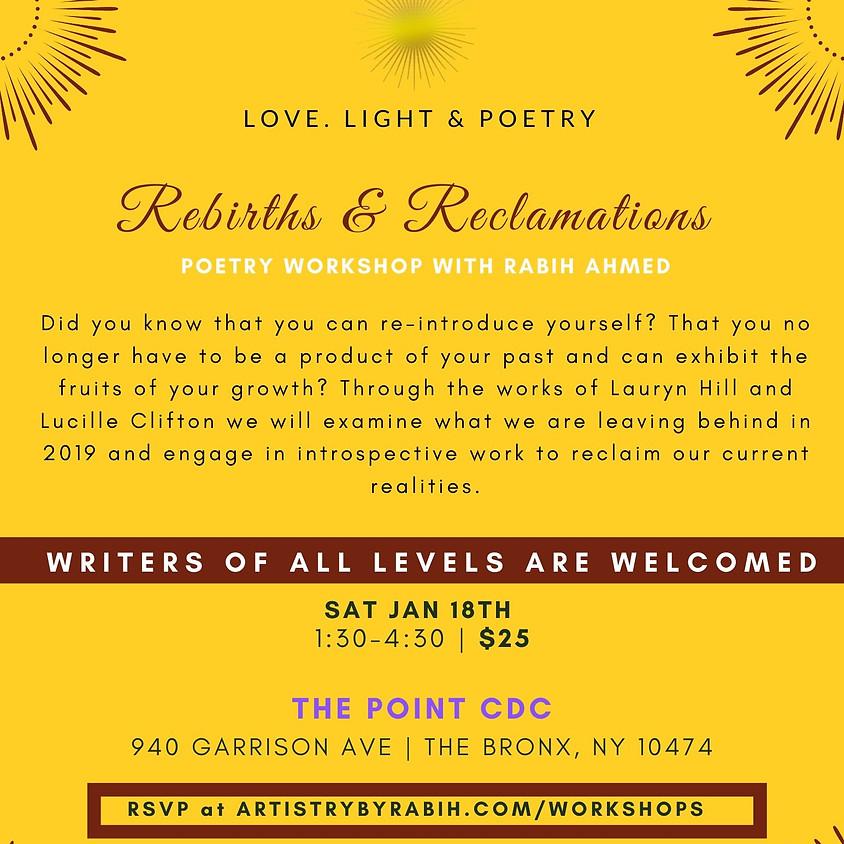 Rebirths & Reclamations
