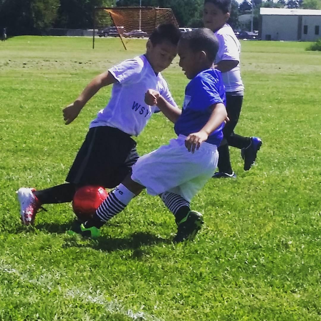 Soccer - Kai