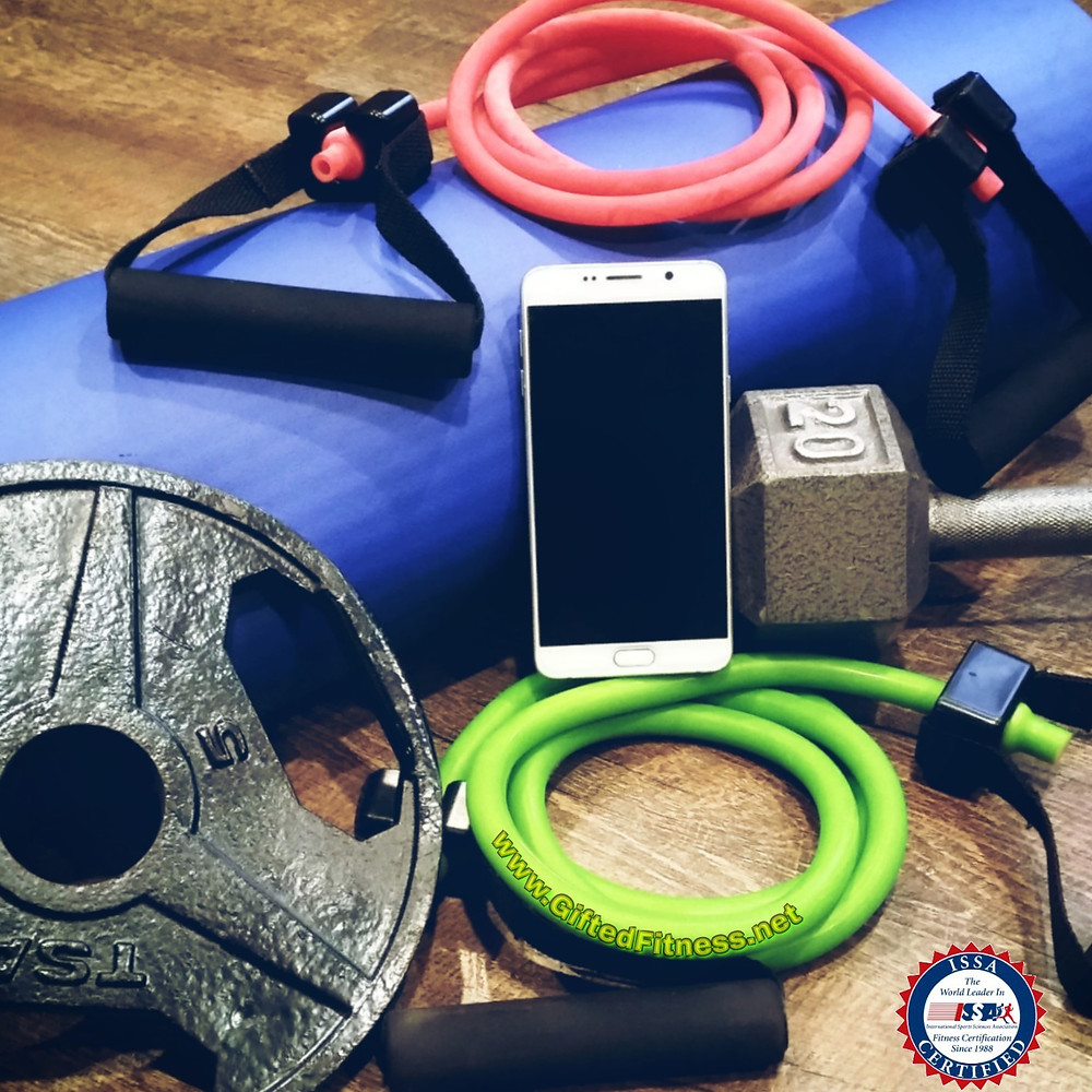 Personal Trainer or Fitness Mobile App?