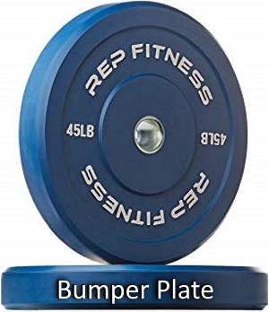 Rep Fitness Bumper Plate