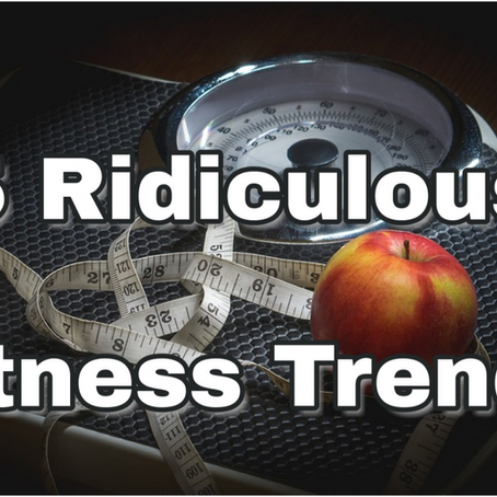 5 Ridiculous Fitness Trends