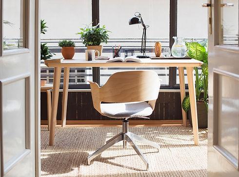 Bureau moderne propre