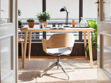How to create a home office that works for you