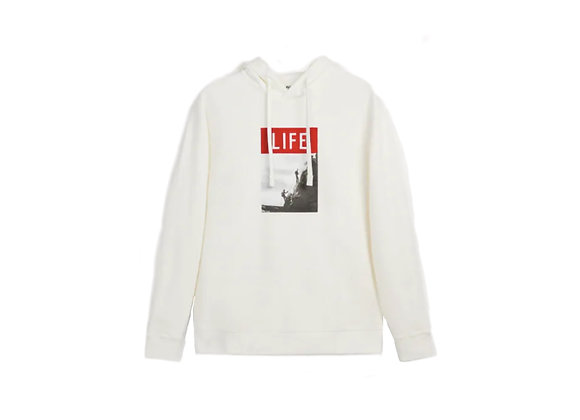 Life Graphic Pullover