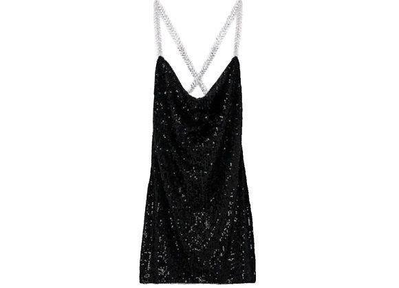 Glittery Bodycon Dress
