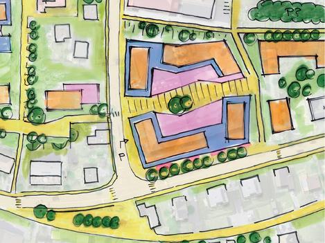 Detaillierte Potentialanalyse als Grundlage für einen Grundstückkauf in Gorgier-St-Aubin, NE